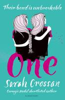 Cover for One by Sarah Crossan