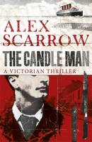 Cover for The Candle Man by Alex Scarrow