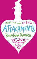 Cover for Attachments by Rainbow Rowell
