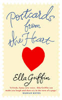 Cover for Postcards from the Heart by Ella Griffin
