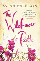 Cover for The Wildflower Path by Sarah Harrison