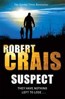 Cover for Suspect by Robert Crais