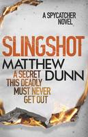 Cover for Slingshot by Matthew Dunn