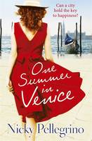 Cover for One Summer in Venice by Nicky Pellegrino