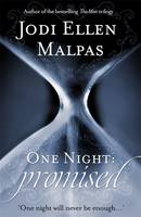 Cover for One Night: Promised by Jodi Ellen Malpas