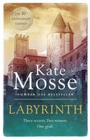 Cover for Labyrinth by Kate Mosse