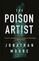 Cover for The Poison Artist by Jonathan Moore