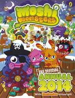 Moshi Monsters Official Annual by