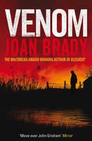 Cover for Venom by Joan Brady