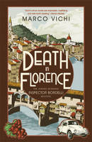 Cover for Death in Florence by Marco Vichi