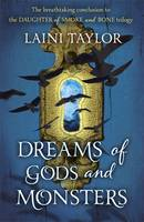 Cover for Dreams of Gods and Monsters by Laini Taylor