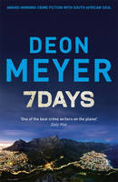 Cover for 7 Days by Deon Meyer