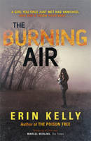 Cover for The Burning Air by Erin Kelly