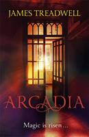 Cover for Arcadia by James Treadwell
