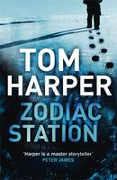 Cover for Zodiac Station by Tom Harper