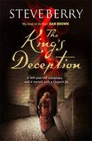 Cover for The King's Deception by Steve Berry