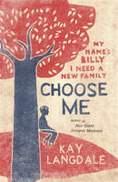 Cover for Choose Me by Kay Langdale