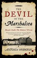 Cover for The Devil in the Marshalsea by Antonia Hodgson