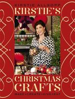 Cover for Kirstie's Christmas Crafts by Kirstie Allsopp