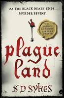 Cover for Plague Land by S. D. Sykes