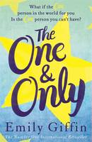Cover for The One & Only by Emily Giffin