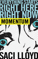 Cover for Momentum by Saci Lloyd