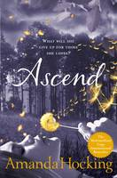 Ascend Book Three in the Trylle Trilogy by Amanda Hocking
