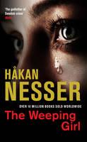 Cover for The Weeping Girl Van Veeteren Mysteries Book 8 by Hakan Nesser
