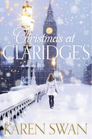 Cover for Christmas at Claridge's by Karen Swan