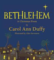 Cover for Bethlehem A Christmas Poem by Carol Ann Duffy
