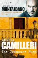 Cover for The Treasure Hunt The Inspector Montalbano Mysteries - Book 16 by Andrea Camilleri