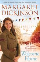 Cover for Welcome Home by Margaret Dickinson