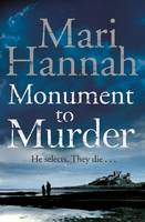 Cover for Monument to Murder by Mari Hannah