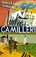Cover for Angelica's Smile by Andrea Camilleri
