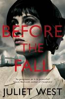 Cover for Before the Fall by Juliet West
