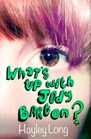 Cover for What's Up with Jody Barton? by Hayley Long