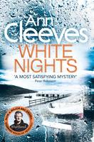 Cover for White Nights by Ann Cleeves