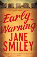 Cover for Early Warning by Jane Smiley