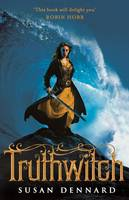 Cover for Truthwitch by Susan Dennard