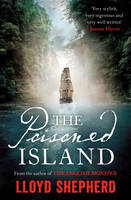 Cover for The Poisoned Island by Lloyd Shepherd