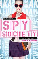 Cover for Spy Society An AKA Novel by Robin Benway