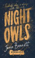 Cover for Night Owls by Jenn Bennett