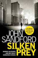 Cover for Silken Prey by John Sandford