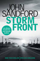 Cover for Storm Front by John Sandford