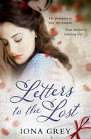 Cover for Letters to the Lost by Iona Grey