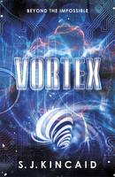 Cover for Vortex by S. J. Kincaid