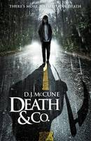 Cover for Death & Co. by D. J. McCune