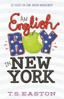Cover for An English Boy in New York by T. S. Easton