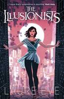 Cover for The Illusionists by Laure Eve