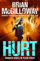 Cover for Hurt by Brian Mcgilloway